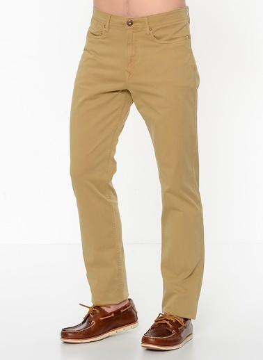 Timberland Squam Lake Stretch Twill Straight 5Pkt Camel